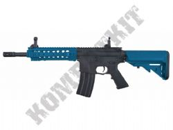 CM516 M4 URX Carbine AEG Electric Airsoft BB Machine Gun 2 Tone Alloy Gear Box